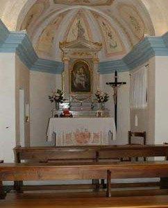 Chiesetta Madonna Loreto Codroipo 04 242x300 Cerimonie, cresime e comunioni in agriturismo a Codroipo al Casale