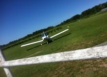 airfield friuli udine italy 08 220x160 Laviosuperficie e campo volo di Codroipo in Friuli