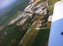airfield friuli udine italy 11 220x160 Laviosuperficie e campo volo di Codroipo in Friuli