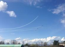 airfield friuli udine italy 19 220x160 Laviosuperficie e campo volo di Codroipo in Friuli