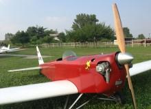 airfield friuli udine italy 22 220x160 Laviosuperficie e campo volo di Codroipo in Friuli