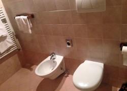 bagno comodo camera agriturismo codroipo 250x180 Le camere dellAgriturismo a Codroipo