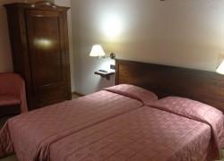 camera doppia alloggio codroipo 250x180 Le camere dellAgriturismo a Codroipo