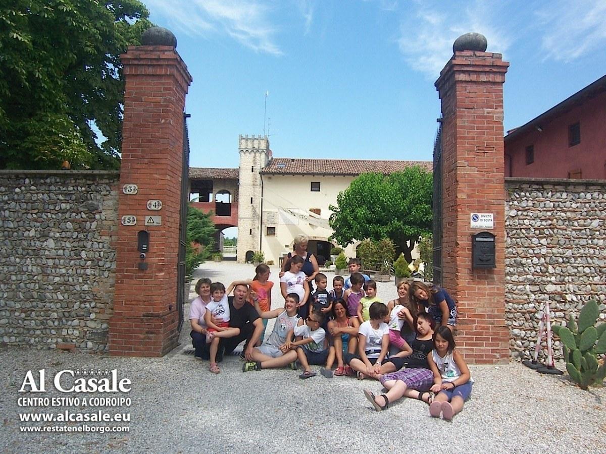 centro estivo codroipo 40 1200x900 Centro Estivo a Codroipo (R)Estate nel Borgo 2014 in fattoria