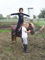 equitazione educativa codroipo 01 150x200 Equitazione Educativa in fattoria a Codroipo