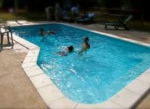 piscina vacanza 220x160 Laviosuperficie e campo volo di Codroipo in Friuli