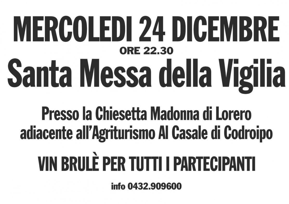 A4 Messa Natale 1200x848 Messa della Vigilia di Natale alla Chiesetta Madonna di Loreto