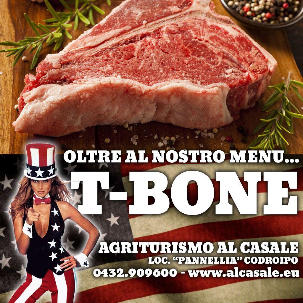 T Bone Quad E arrivata la bisteccona T Bone allagriturismo Al Casale