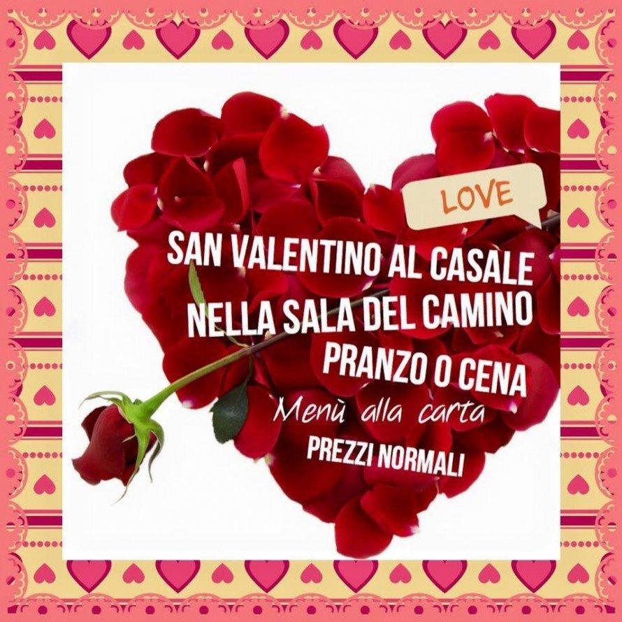 san valentino codroipo 890x890 San Valentino in agriturismo, pranzo o cena